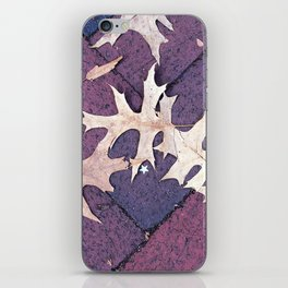walking on stars iPhone Skin