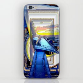 Enter The Void iPhone Skin
