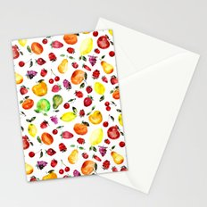 Tutti-frutti Stationery Cards