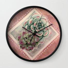 Giardiniere Wall Clock