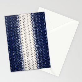 Dip-dye Crochet Stationery Cards