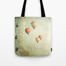 Tales of Another Time Tote Bag