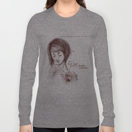 Ventricular Phytology Long Sleeve T-shirt