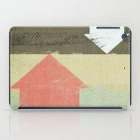 arrows iPad Cases featuring Arrows by Metron