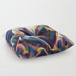 Mountains original Floor Pillow