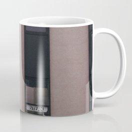 """steak"" Coffee Mug"