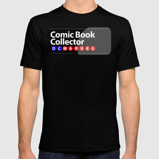 Comic Book Collector T-shirt