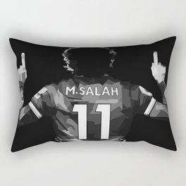 Muhamed Salah Rectangular Pillow