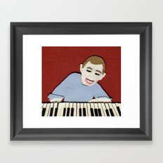Jeremy Framed Art Print