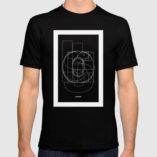 Die Neue Haas Grotesk (C-03) T-shirt