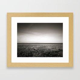 San Pablo Bay Framed Art Print