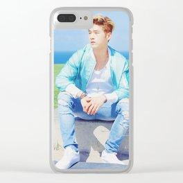 KARD - B.M Clear iPhone Case