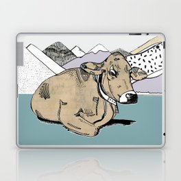 Don't have a cow man Laptop & iPad Skin