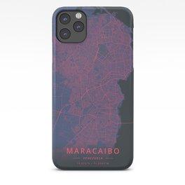 Maracaibo, Venezuela - Neon iPhone Case