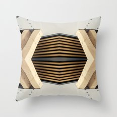 Architecture II Throw Pillow