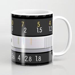 Nikon 50mm Coffee Mug