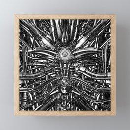 The Machine Framed Mini Art Print