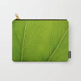 Leaf 01 Carry-All Pouch