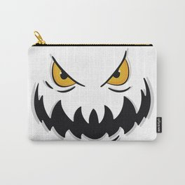 Evil face Carry-All Pouch