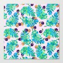 Pattern Plum & leaf by mmartabc