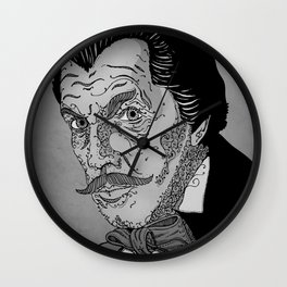 Vincent Price Wall Clock