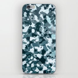 Surfing Camouflage #5 iPhone Skin