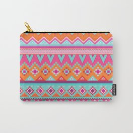 Tenochtitlan Sunset Carry-All Pouch
