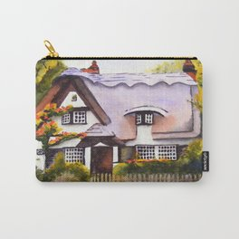 Cottage Carry-All Pouch