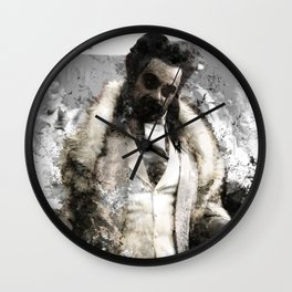 Inktober (Day 12) Wall Clock
