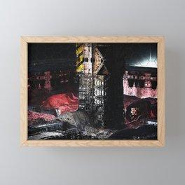 FUEL FACILITY Framed Mini Art Print