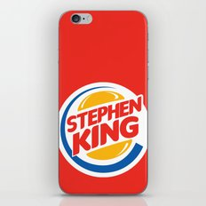 Stephen King iPhone & iPod Skin
