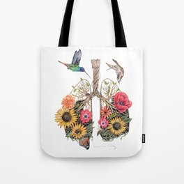 Synthesis Tote Bag