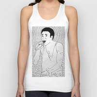 childish gambino Tank Tops featuring Childish by Pink Boi