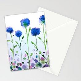 Rainbow Pebbles Stationery Cards