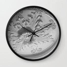 Art Above Wall Clock