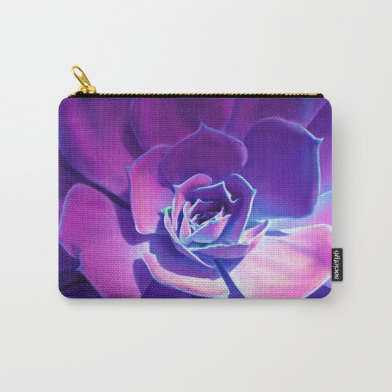 MOONLIGHT SUCCULENT Carry-All Pouch