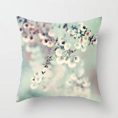 Midwinter Daydream Throw Pillow