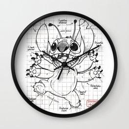 Experiment 626 Wall Clock