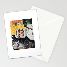 A Conflicted Jean Stationery Cards