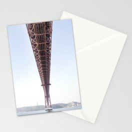 25 de Abril Bridge Stationery Cards