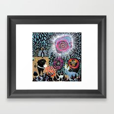 An Offering Framed Art Print