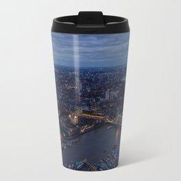 Brige Tower In London Travel Mug