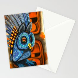 Owl Alebrije Stationery Cards