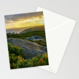 Stony Hill, Torndirrup National Park, Albany, Western Australia Stationery Cards