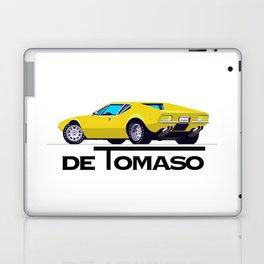 DeTomaso Laptop & iPad Skin