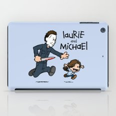 Laurie and Michael iPad Case