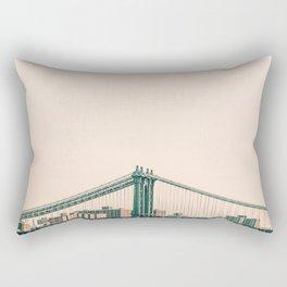 Bridges Of NYC Part 2 Rectangular Pillow