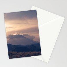 Autumn dusk Stationery Cards