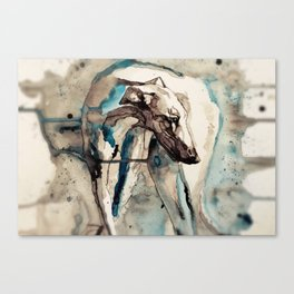 Out of the Dust Canvas Print