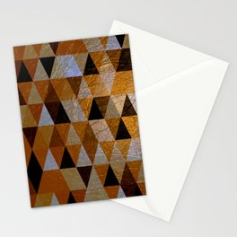 Abstract #362 Stationery Cards